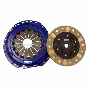 Spec Stage 2 Single Disc Clutch Kit For 07 14 Factory Five Gtm Sp843h 4