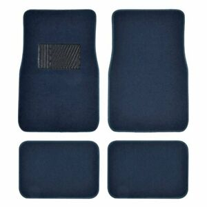 Bdk Classic Carpet Floor Mats For Car Auto Universal Fit Front Rear