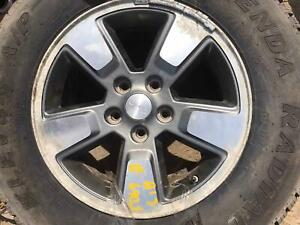 Rim Wheel 16x7 Jeep Liberty 2008 2011 Int 9084a Pn 1cg33cdmab 5 Spoke