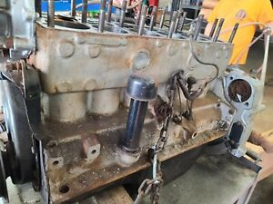 1933 1934 1935 Plymouth And Dodge Flathead 6 Six Rebuilt Engine Complete P1 Dpcd