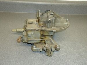 Autolite 2100 1 02 2 Barrel Carburetor Carb C7df G 1967 Ford Mustang 289 V 8