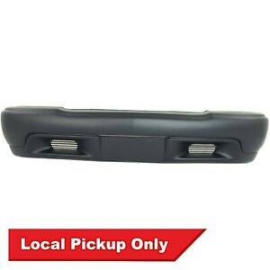 New Front Bumper Cover For 98 04 Gmc Sonoma 98 05 Jimmy 2wd Sl Sls Gm1000557