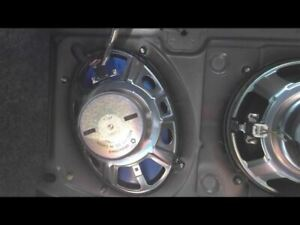 2014 Dodge Charger Right Rear Beats Speaker
