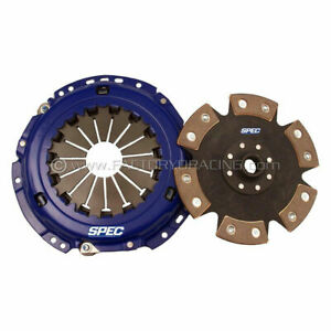 Spec Stage 3 Single Disc Clutch Kit For 07 14 Factory Five Gtm Sp843 4