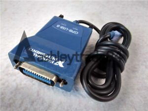 1pc Used National Instrumens Ni Gpib usb b Interface Adapter Controller Tested
