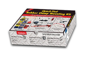 8 Piece Quick Fist Clamp Mounting Kit