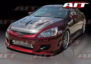 2003 2005 Honda Accord 2dr Cw Style Full Body Kit By Aitracing discontinued n a