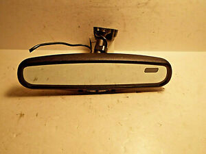 2002 Toyota Camry Interior Rear View Mirror Used