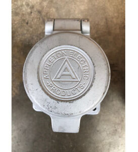 Appleton Adr3033 Pin Sleeve Receptacle 30a free Shipping