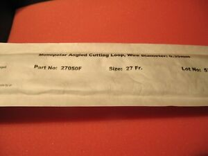 Karl Storz Monopolar Angled Cutting Loop wire Diameter 0 35mm 27 Fr 27050f