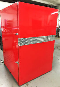 Powder coat Oven Double Door
