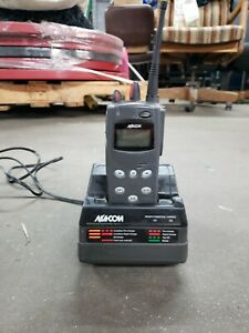 Macom P5100 Radio With Charger And Battery