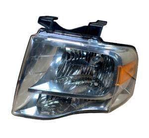 Oem 2007 2009 2010 2012 2013 2014 Ford Expedition Left Headlight 7l1z 13008 Bb