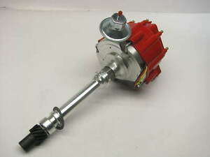 New Out Of Box Accel 2100rc Hei Distributor For 1955 1979 Chevrolet Sbc Bbc