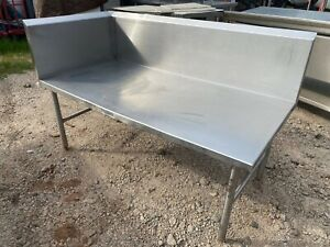 Heavy Duty 61 5 X 30 Commercial Stainless Steel 24 Kitchen Grill Fryer Stand