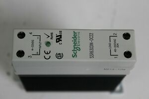 Schneider Electric Ssr630din dc22 Solid State Relay New