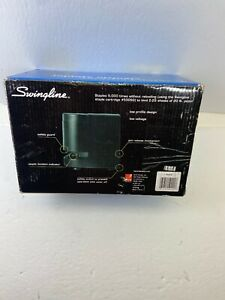Swingline 520e Electric Stapler With Ac Power Adapter Original Box And Maual