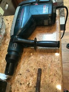 Bosch 11263evs Corded Electric Rotary Hammer Drill With Bits Case