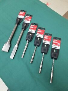 Milwaukee Sds Plus Rotary Concrete Drill Bits