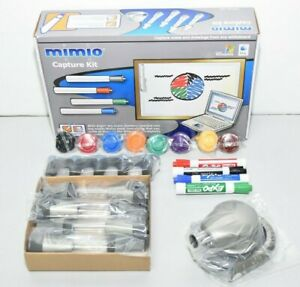 Mimio Usb Interactive Whiteboard Capture Kit With Virtual Ink 580 0014