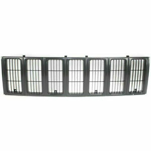 New Black Grill Assembly For 1997 2001 Jeep Cherokee Ch1200208 Ships Today