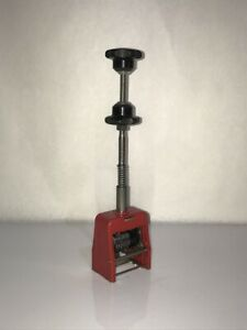 Rollem Numbering Head 6 Digit Rollem Graphic Wizard Count