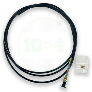 Buyers Products R21cx10 Choke Cable 120 Universal 5 16 Throttle Stop