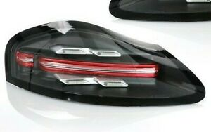 Porsche 986 Boxster 718 Style Led Tail Light clear Lens Left Side Only