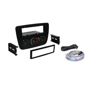 Car Stereo Installation Kit For 2000 07 Ford Taurus W Rotary Climate Controls