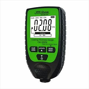 Coating Thickness Gauge Cm 205fn Best Digital Meter For Automotive Paint Thick