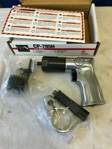 Chicago Pneumatic Cp785h 1 2 Air Drill New In Box