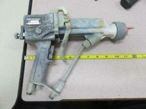Graco Pro Aa4500 Air Assisted Airless Spray Gun Used Electrostatic Paint Gun