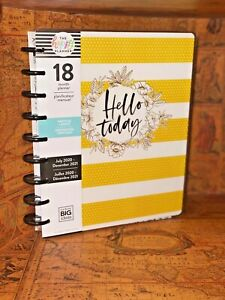 The Happy Planner hello Life Classic 18 Months