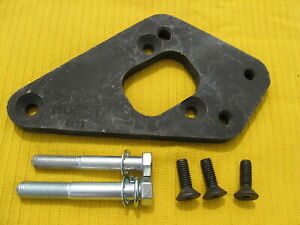 67 69 Ford Mustang Cougar Hurst Shifter Toploader Adapter Plate Bolts Hardware
