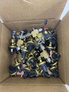 Lot 70 Psi Air Compressor Pressure Control Switch Valve Horn 1 4 Npt On off