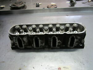 H303 Cylinder Head 2002 Chevrolet Tahoe 4 8 862