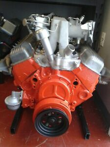 1962 Corvette 327 360hp Fuel Injection Engine