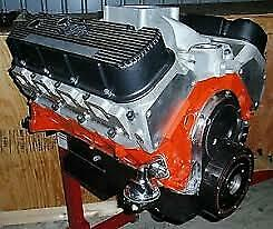 Chevy 496 625 Horse Stroker Street Strip Crate Engine Pro Built New 427
