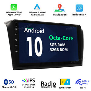 Eonon 9 Car Gps Android 10 Navigation For Mazda 3 2004 09 Radio Head Unit Touch