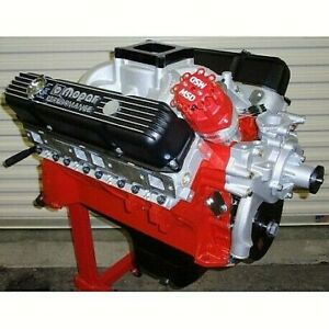 Mopar Dodge 512 642 Horse Complete Crate Engine Pro Built 426 440 528 New Bbm