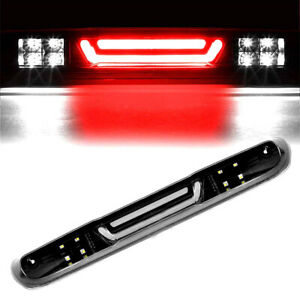 For 07 13 Silverado Gmc 1500 2500 3500 3rd Third Brake Light Led Cargo Lamp Us