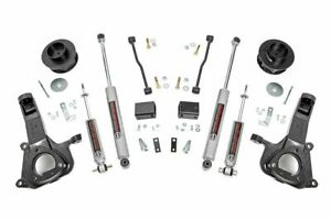 Rough Country 4 Lift Kit fits 2009 2018 Dodge Ram 1500 2wd Suspension System