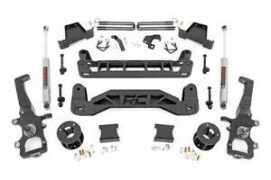 Rough Country 6 Lift Kit fits 2004 2008 Ford F150 2wd N3 Shocks Suspension