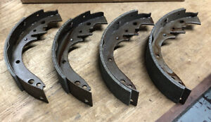 New Old Stock Epe Premium Relined Brake Shoes For Imported Cars Part 081 1125
