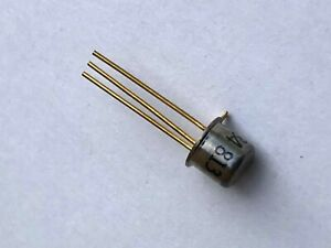 24 pack 2n2484 813 Transistor Lot Of 24