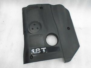 Vi611380 00 02 Vw Passat Plastic Engine Cover Without Emblem 058103724al Oem