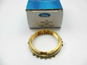 Borg Warner T5 Wc 5 Speed Transmission Fifth Gear Synchronizer Ring 1974 Up Ford