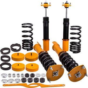 Front Rear Air To Coil Springs Conversion Kits For Lincoln Mark Viii 1993 1998