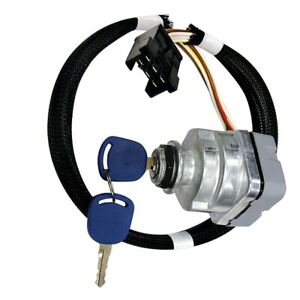 New Ignition Switch For Ford New Holland Ts6020 Ts6030 Ts90 87561528 81864288