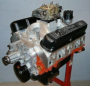 Mopar Dodge 408 505 Horse Complete Crate Engine pro built 318 340 360 New Sbm